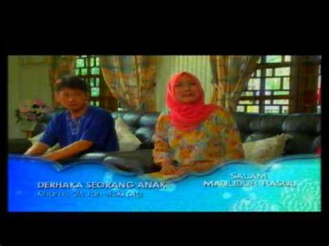 Special Sis Iliana Istimewa istimewa sempena maulidur rasul tv9 2016 doovi