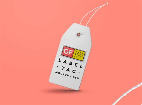 name tag template psd 25 best free label mockups for your inspiration to design
