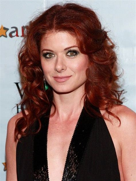 debra messing hair color debra messing hair color is it hair of debra