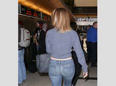 Jennifer Lopez Booty in Jeans at LAX AIrport, May 2015 French Open 2019