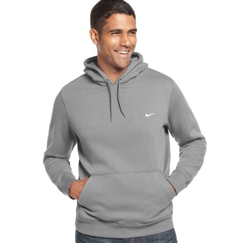 Sweater Hoodie The Bojail Navy Grey nike hoodie mens grey sweater