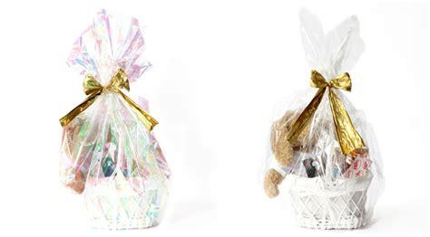 Geschenk Mit Klarsichtfolie Einpacken Klassische Verpackungsideen Danato Magazin