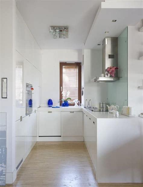 tolle ideen für kleine küchen k 252 che schmale offene k 252 che schmale offene schmale
