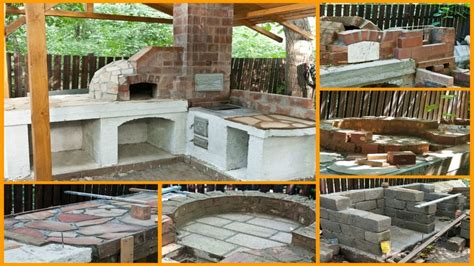 diy outdoor kitchen ideas outdoor kitchen diy marceladick