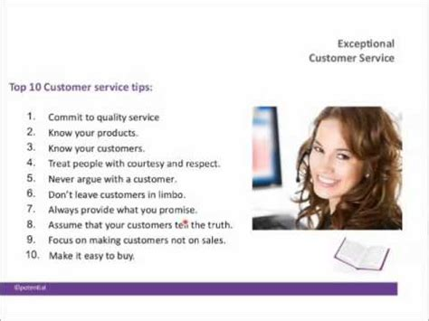 The Best Advice On Services Ive Found by Business Top 10 Customer Service Tips
