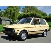 Une Zastava Yugo 55 De 1987 Pour 14500$  Blog Automobile