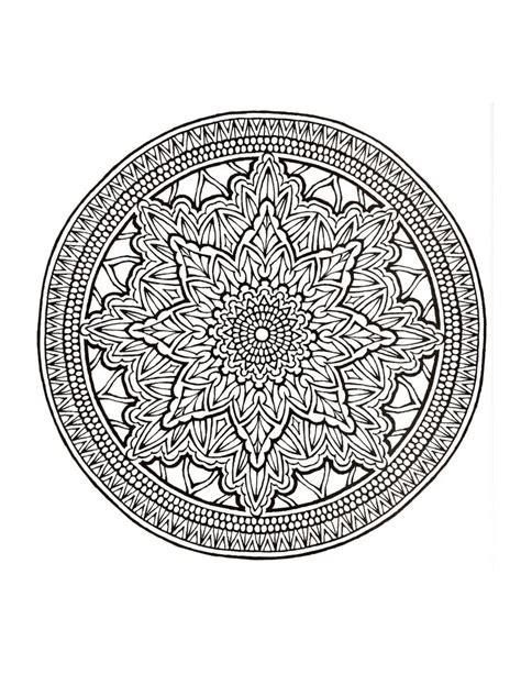 libro mystical mandala coloring book 80 mejores im 225 genes de mandalas en libros para colorear patrones y t 233 cnicas de dibujo