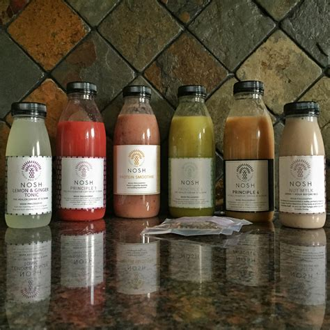 Nosh Detox Review by Three Days Without Chewing My Nosh Detox Experience