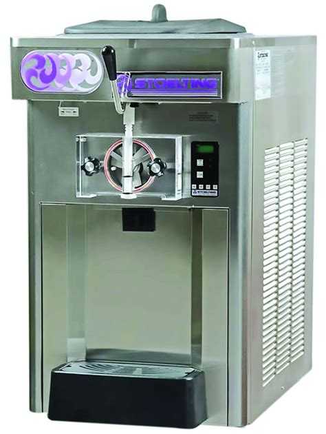 Countertop Soft Serve Machine by Food Service Machinery Product Categories Soft Serve