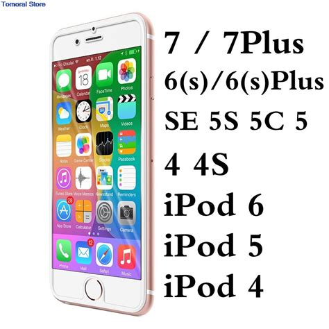 Iphone 5 5s 5c 6 6s 7 Plus Lorenzo 2d Hardcase 5 lot for iphone 7 plus 6 6s se 5s 5c 5 4 4s ipod touch apple ultra thin 0 33mm tempered glass
