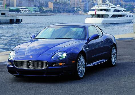 Maserati Coupe Reliability by Maserati Gransport V8 Review 2004 2007 Parkers