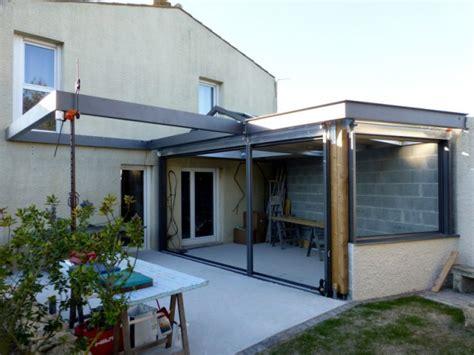 Veranda Entre 3 Murs by Avant Apr 232 S Une V 233 Randa De 20 M2 Construite En Bordure