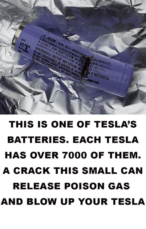 Tesla Car Battery Problems Explosion Issues The Tesla Motors Safety And
