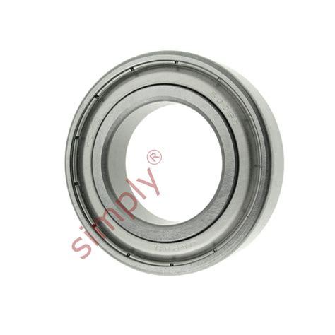 Bearing 6006 Z Koyo koyo 60062z metal shielded groove bearing 30x55x13mm simply bearings ltd