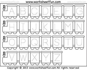 letter tracing worksheet theme free printable