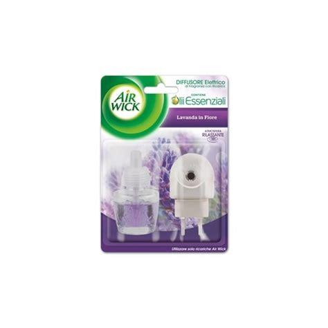 candele air wick air wick diffusore elettrico per ambienti lavanda in