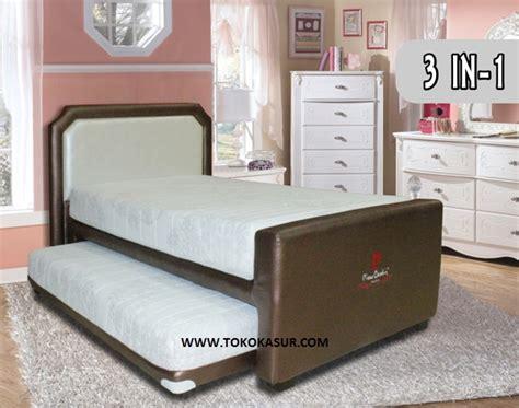 Sprei 120x200 Kasur Sorong 1 cardin 3in1 smart toko kasur bed murah simpati furniture
