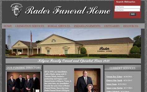 gemini graphics inc web mobile print funeral home