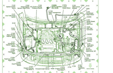 ford focus 2 wiring diagrams wiring diagram with description