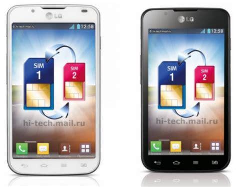 Hp Lg Android Dual Sim lg optimus l7 ii dual con dual sim caracter 237 sticas y especificaciones previas infonucleo