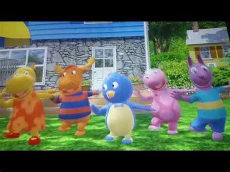 Backyardigans Ending Backyardigans End Theme Vidoemo Emotional Unity