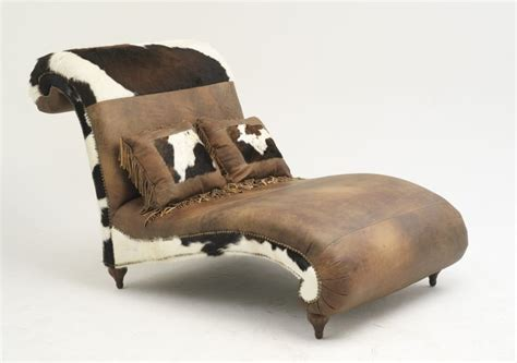 cowhide chaise 1000 images about cowhide furniture on pinterest cattle