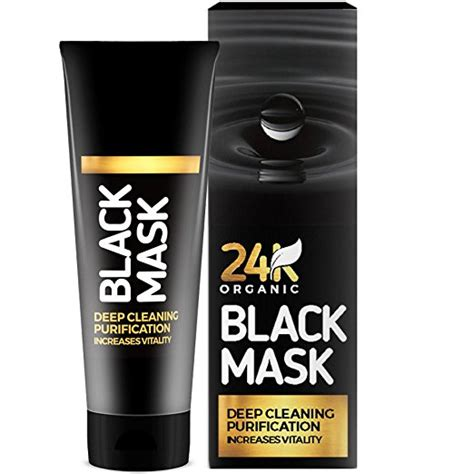 Paper Detox Black Masks by Black Mask Purifying Peel Mask Blackhead Remover By