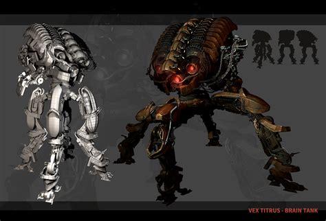 analyzing fallout 4 concept art aliens boss enemies destiny concept art fan next stage