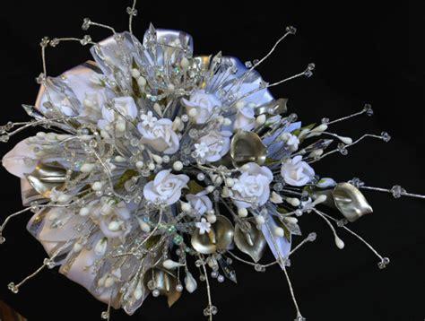 Ramo para Novia en Rosas de migajon/wedding bouquet