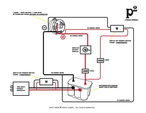 battery wiring schematic battery free engine image for