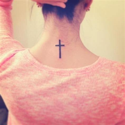cross tattoo on neck meaning 60 best cross tattoos meanings ideas and designs 2018
