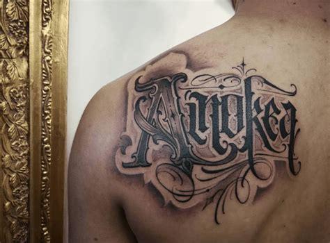 tattoo fonts x lettering tattoos otautahi auckland studio