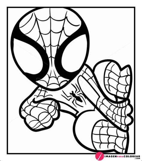 dibujos para pintar hombre araña spiderman para colorear excellent spiderman gallery of