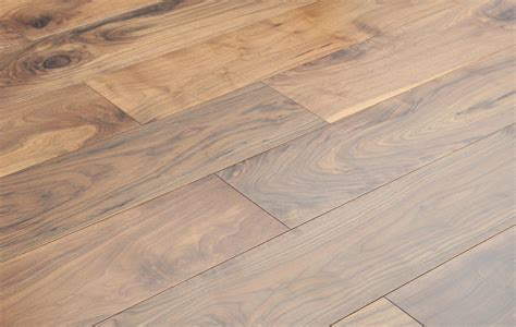 lacquered american black walnut real wood flooring 400 1500 125 18 4mm mw1816 engineered flooring