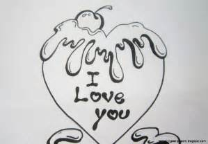 cute love drawings for your girlfriend drawing of sketch