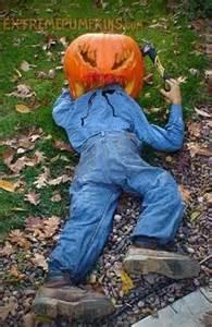 Pictures Of Scary Halloween Decorations Creepy Halloween Decor Easyday