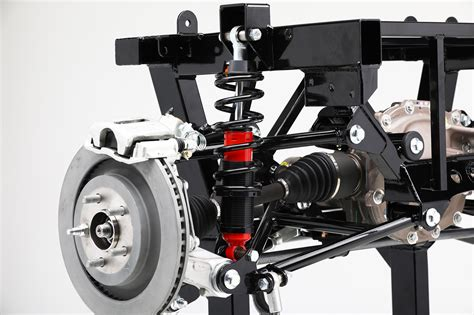 Shock Wilwood 2015 Independent Rear Suspension Factory Five Racing