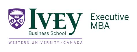 Executive Mba Northern California by Logos Ivey Brand