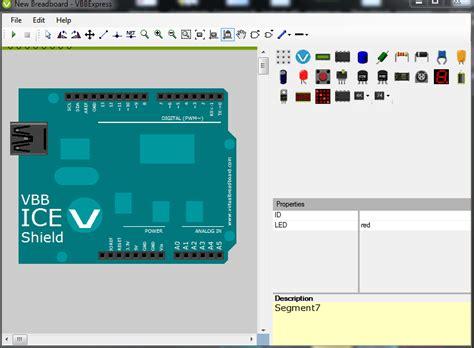 circuit to breadboard simulator arduino simulator the wanderer