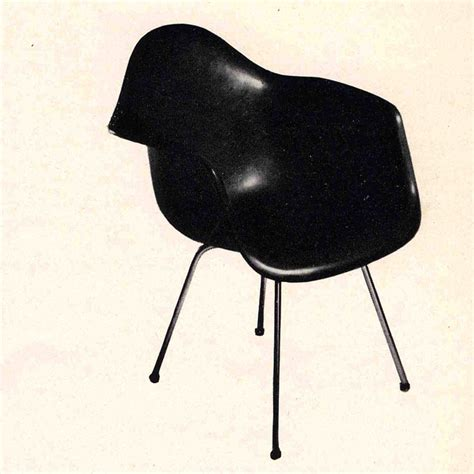 Plastic Chairs The History Of The Eames Molded Plastic Chairs Eames Office