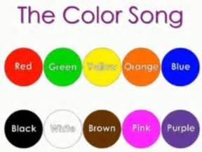 the color song busy beavers the color song clip song 1 29 min