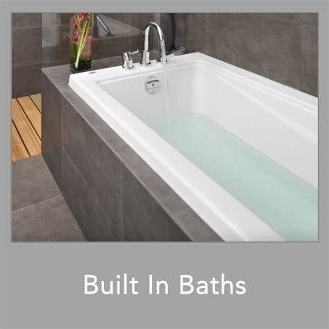 Bathtub Built In by Baths Bathroom Boutique