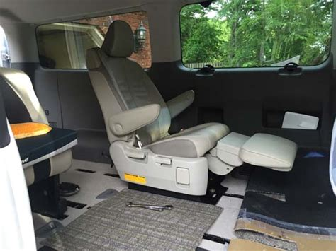 Toyota Reclining Seats by Toyota Seat Our Nv 3500 Photo Gallery Nissan