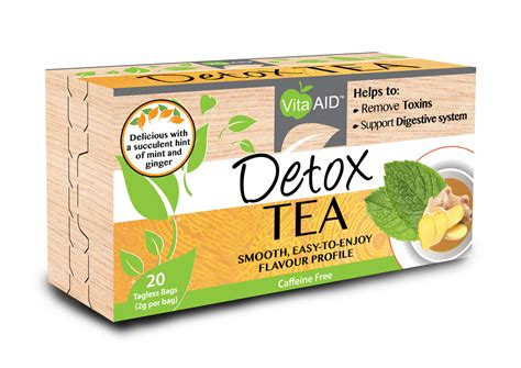 Tea Detox by Vita Aid Helping You Live Healthier
