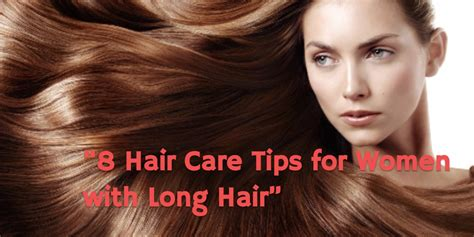8 Tips On Great Hair by 8 Hair Care Tips For With Hair Find Health Tips