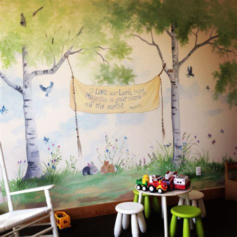 sunday school wall murals 18 best images about sunday school ideas on children church sunday school and boy rooms