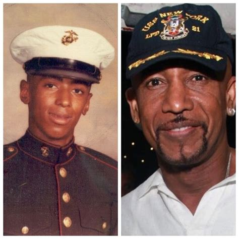 Navy Reserve Intelligence Officer by Montel Williams Patriotic Who Served