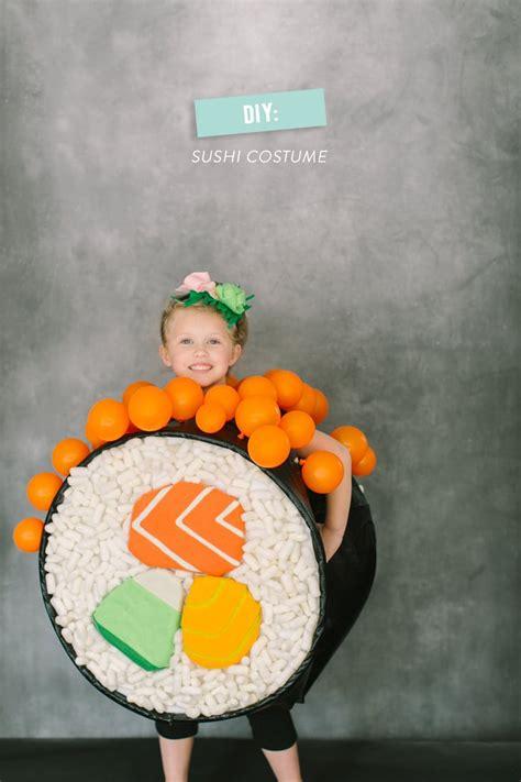sushi diy kids costumes popsugar moms photo