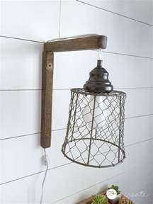 Diy Wall Sconce Light Diy In Sconces From Pendant Lights My 2 Create