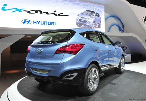 how to learn everything about cars 2009 hyundai accent regenerative braking hyundai ix onic concept car 2009 geneva motor show photos 1 of 8